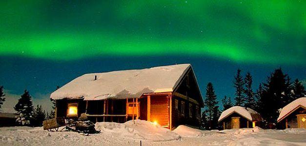 Suecia: Aventura en la Laponia Sueca