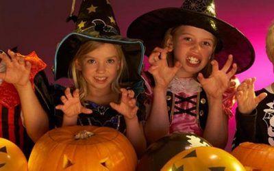 niños halloween 400x250 Vacaciones Singles