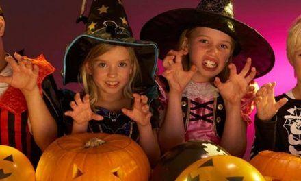 Halloween Multiaventura en Denia con niños