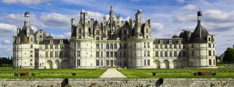 Escapada a Castillos de Loira en Semana Santa