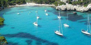 Velero Menorca