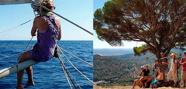 Aventura en Andalucia + Algarve en Velero