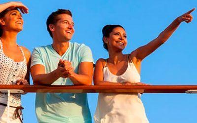 chicos crucero 400x250 Vacaciones Singles