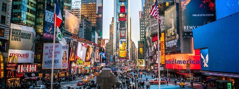 Singles a Nueva York con coordinador desde España