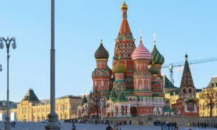 Singles a Rusia: Moscú – San Petersburgo
