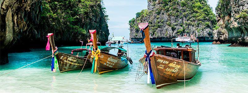 Bellezas de Tailandia y Phuket