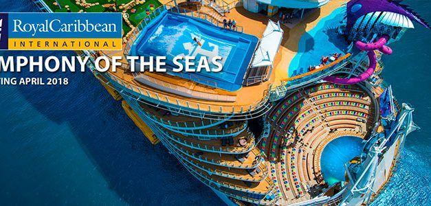 Crucero de Lujo Mediterráneo Royal Caribbean