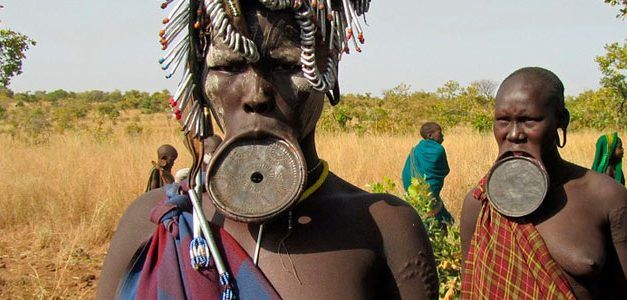 Etiopia: Étnias ancestrales en África