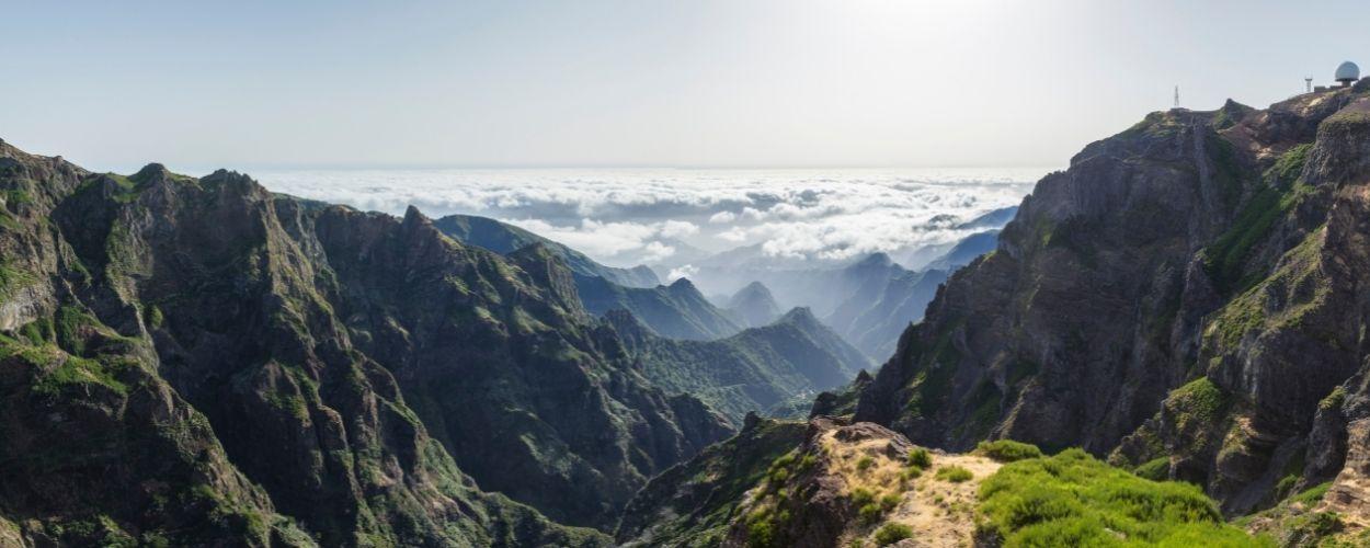 Madeira Senderos