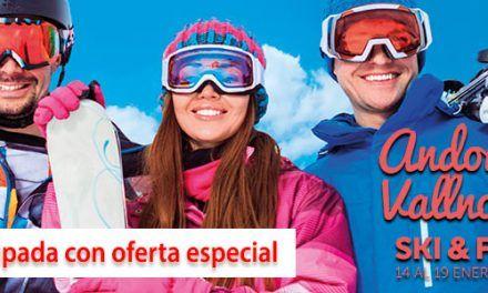 Andorra Vallnord Ski & Fun desde Barcelona