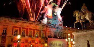 Fin de año Madrid