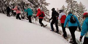 Raquetas de nieve 300x150 Calendario de Viajes Singles