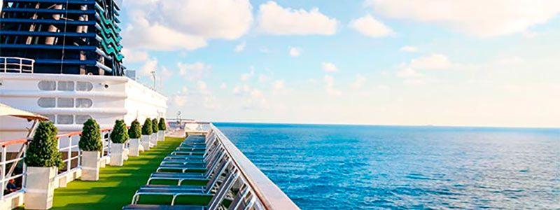 Horizon cubierta Cruceros Singles