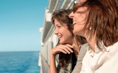 chicas crucero 400x250 Viajes para Singles, cruceros y escapadas, viajar solo en grupo