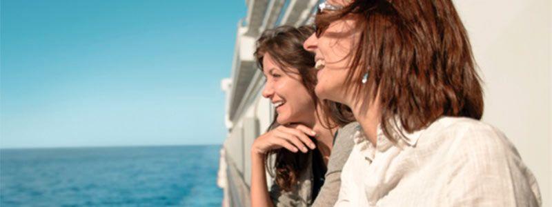¿Cómo funcionan los Cruceros Singles para viajeros en grupo?