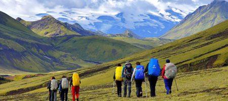 Islandia Trekking Landmannaulaugar 450x200 Viajes Singles a Europa
