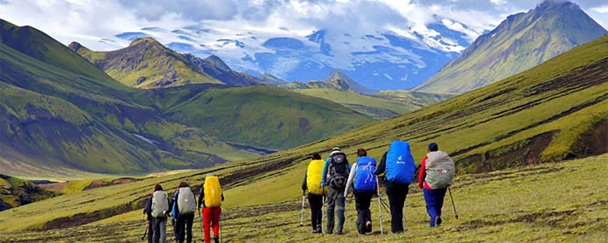 Islandia Trekking Landmannaulaugar