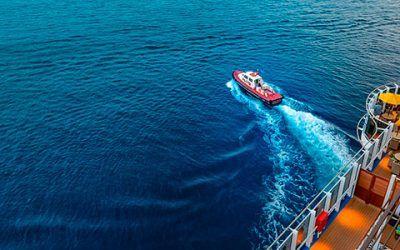 Desembarco del crucero single 400x250 Vacaciones Singles
