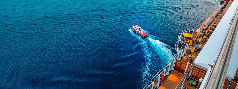 Desembarco del crucero single Cruceros Singles