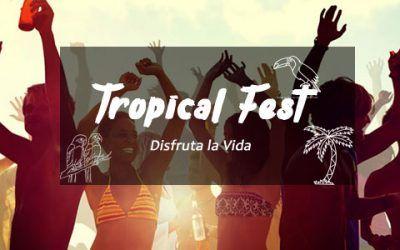 tropical fest 400x250 Vacaciones Singles