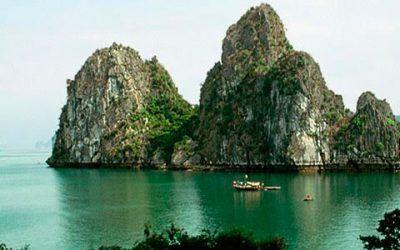 Bahia de Halong 400x250 Vacaciones Singles