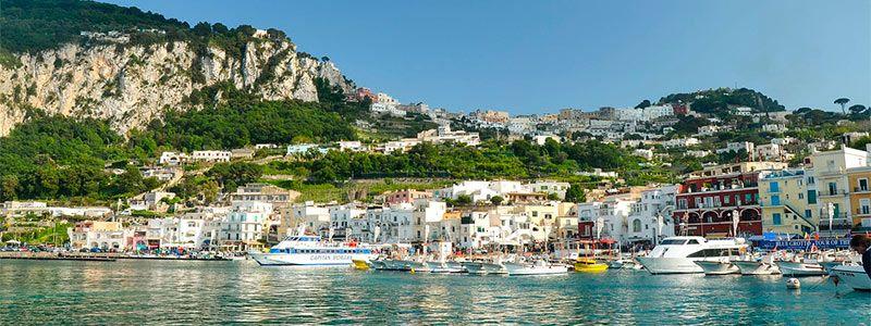Roma y la Costa Amalfitana