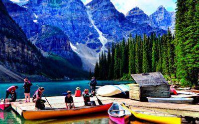 Canada Lago Moraine 400x250 Vacaciones Singles