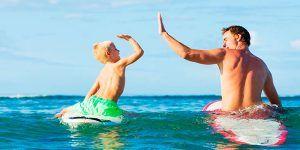 Surf Padre e Hijo