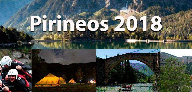 Multiaventura en los Pirineos