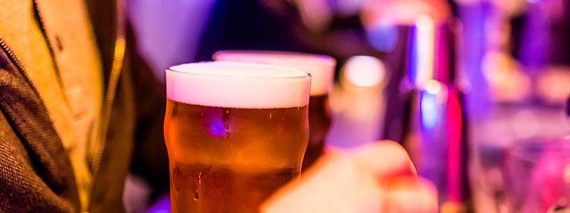 Finde cervecero en el Puente del Pilar