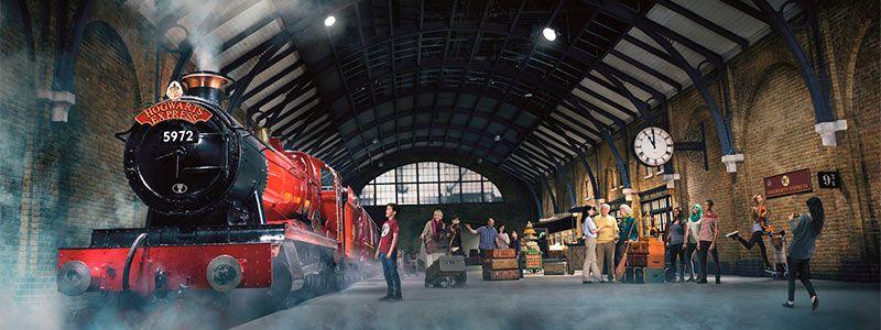 Singles con niños a Londres y Harry Potter Studios