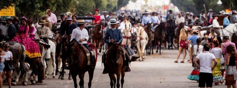 Feria de Málaga en Agosto para Singles