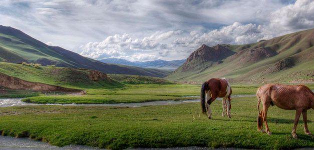 Semana Santa de aventura a Kirguistán