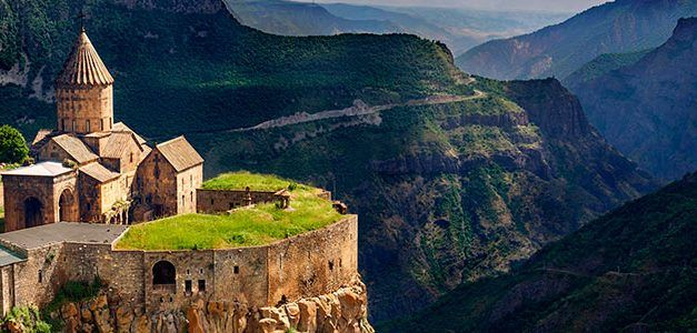 Gran tour del Cáucaso: Azerbaiyán, Georgia y Armenia