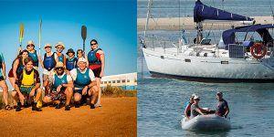 Aventura en Andalucia + Velero