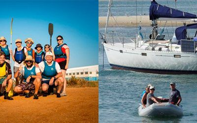 Aventura en Andalucia Velero 400x250 Vacaciones Singles