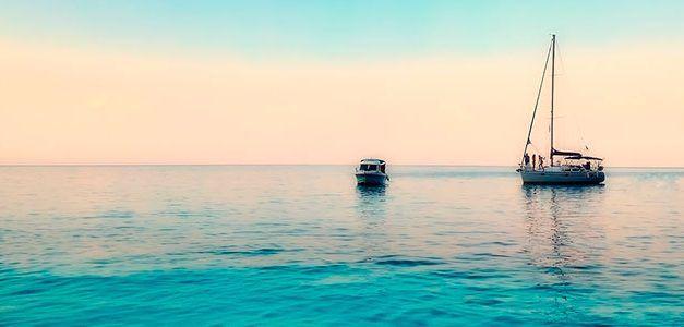 Grecia y el mar Jónico en Velero