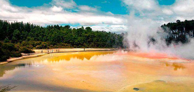 Nueva Zelanda: Fiordos, Volcanes y Glaciares