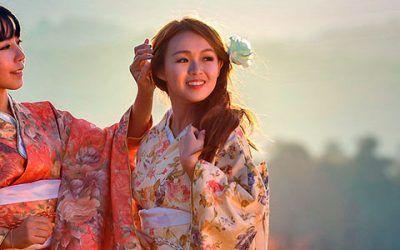 chicas japonesas 400x250 Vacaciones Singles