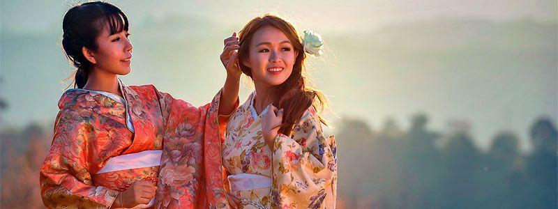 chicas japonesas Aventuras / Expediciones