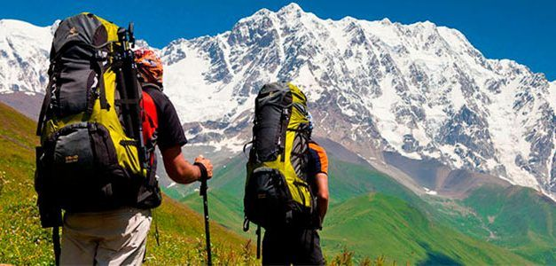 Trekking en Armenia en Grupo