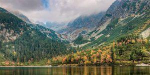 Altos Tatra en Eslovaquia