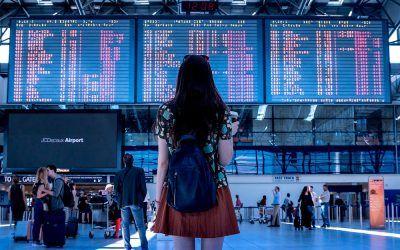 aeropuerto viajar sola 400x250 Vacaciones Singles