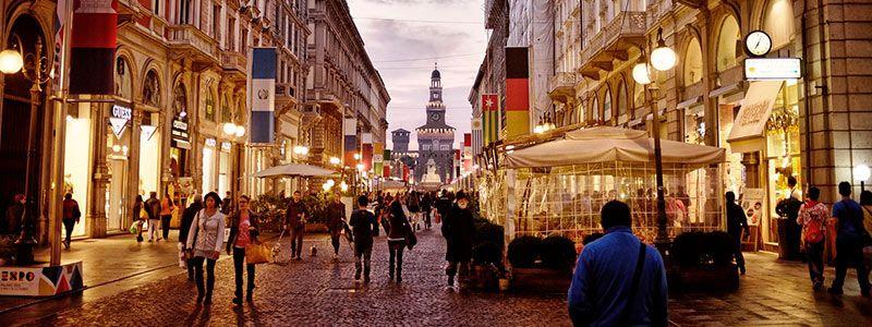 Nochevieja Singles en Milán