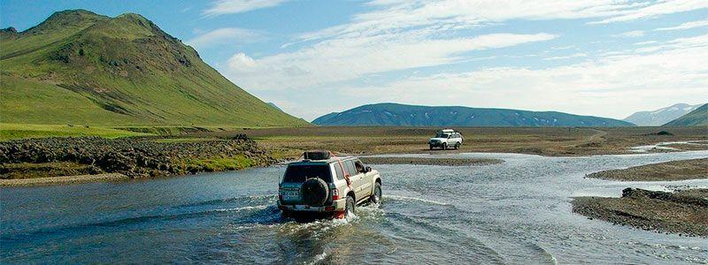 ISLANDIA: Glaciares y Auroras Boreales