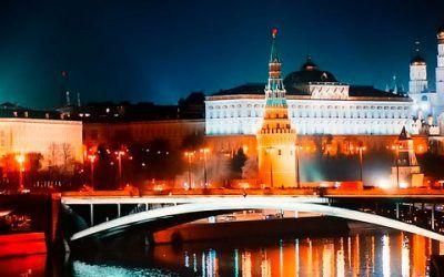 Moscú por la noche 400x250 Vacaciones Singles