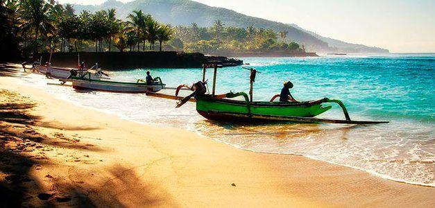 Playas de Indonesia y Bali