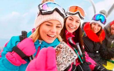 Grupo esqui 400x250 Vacaciones Singles