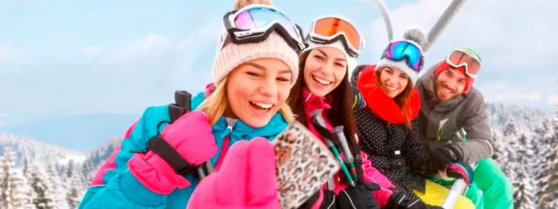 Escapada Singles de Esqui a Jaca