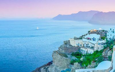 Santorini Grupo Single 400x250 Vacaciones Singles